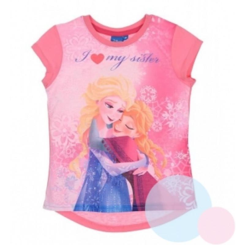 TRIČKO FROZEN Elsa a Anna