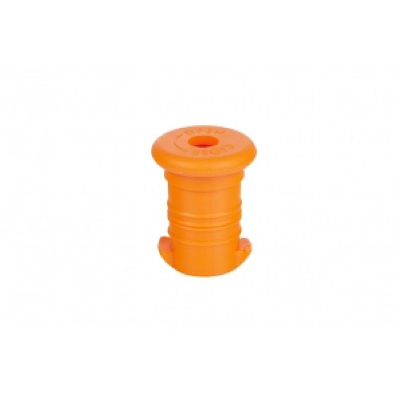 Zdravá lahev - zátka - oranžová
