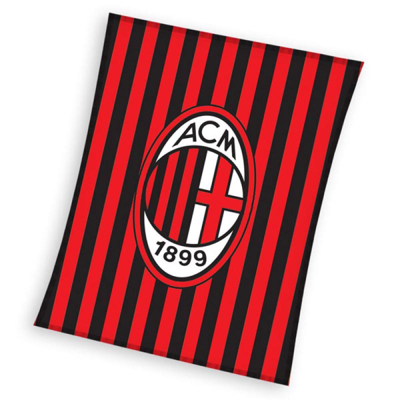 Deka AC Milán pruhy