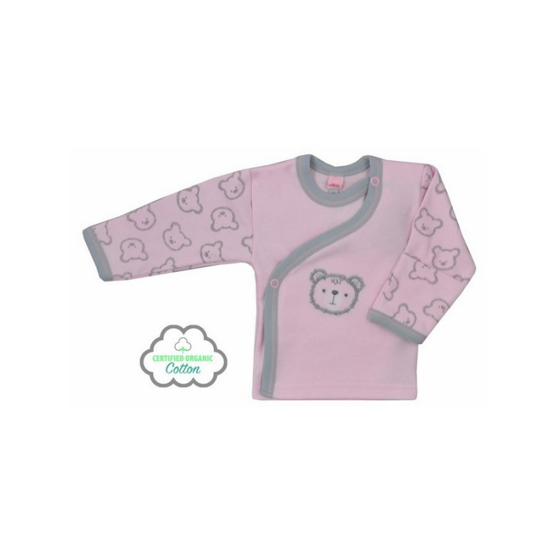 Košilka Malí Medvídci BIO