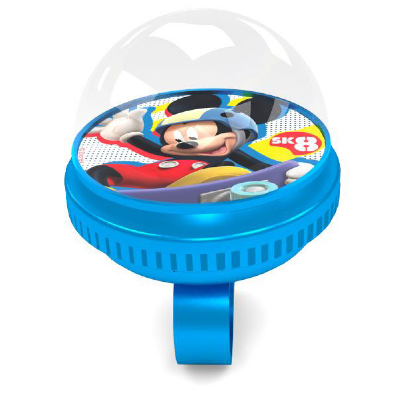 Zvonek na kolo Mickey Mouse s membránou