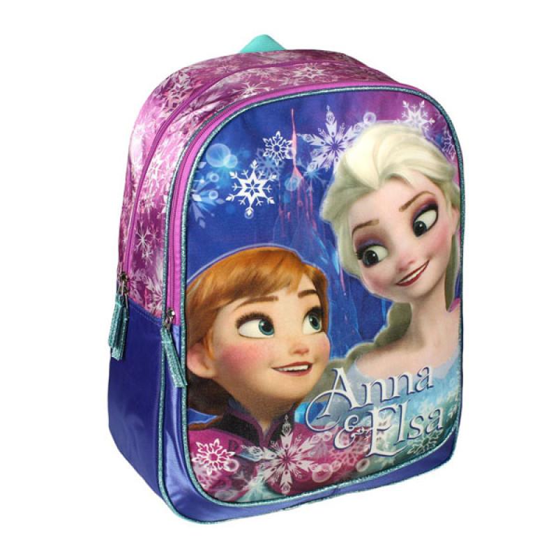 Batoh Ledové Království Anna a Elsa vločky