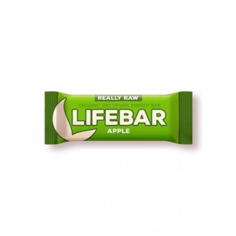 Lifebar jablečná BIO