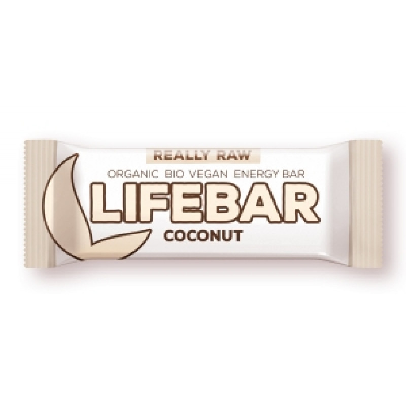 Lifebar kokosová BIO