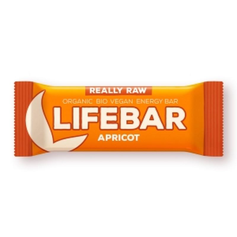 Lifebar meruňková BIO
