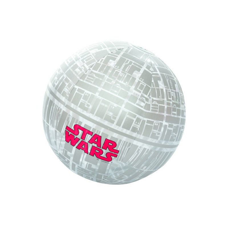 Nafukovací plážový balón Bestway Star Wars Vesmírná stanice