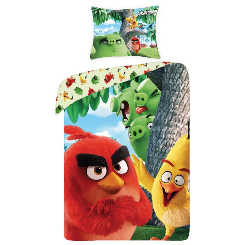 Povlečení Angry Birds ve filmu red