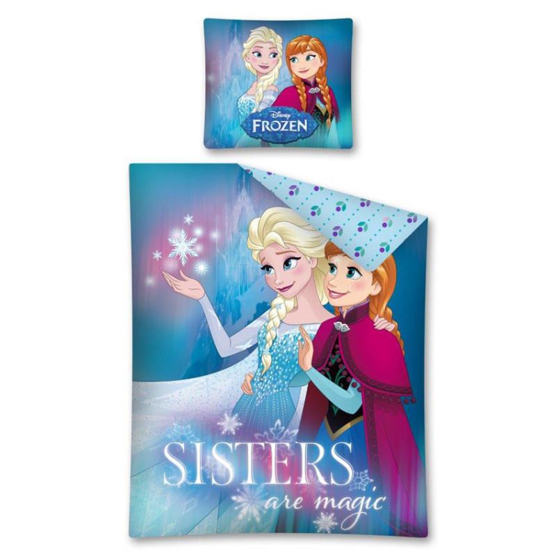 Povlečení Ledové Království magické sestry