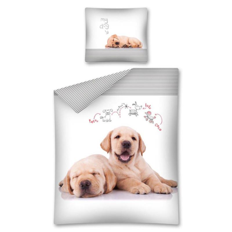 Povlečení Sweet Animals My Dog