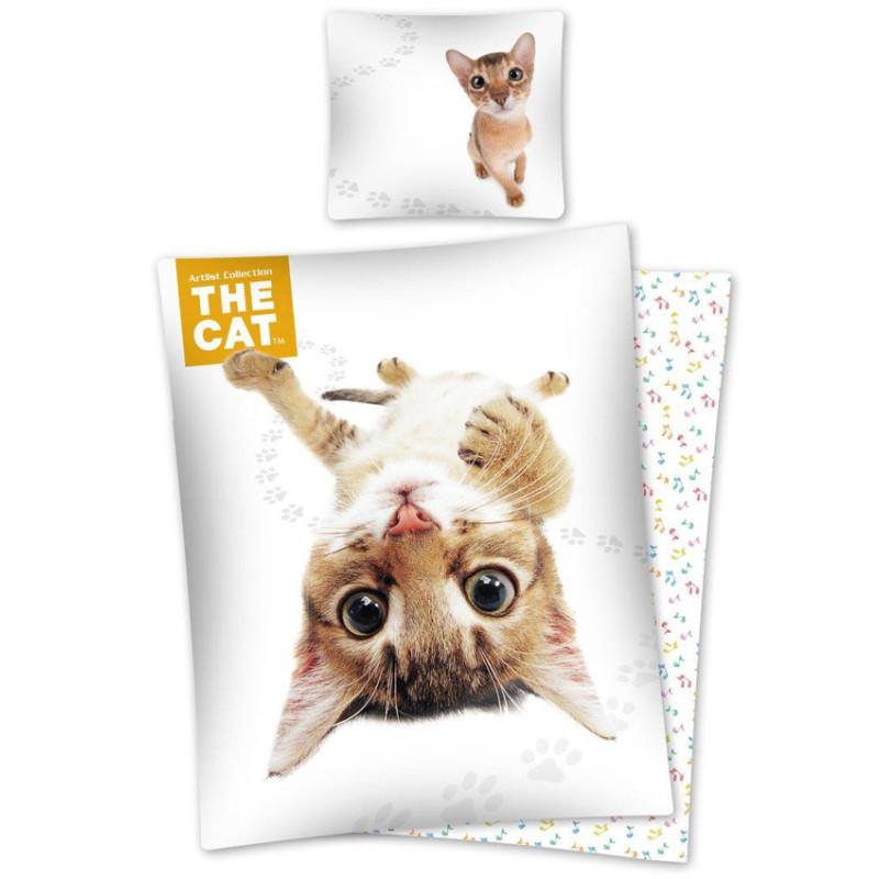 Povlečení The Cat Habešská kočka