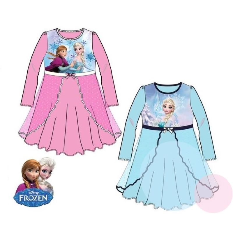 ŠATY FROZEN Elsa a Anna