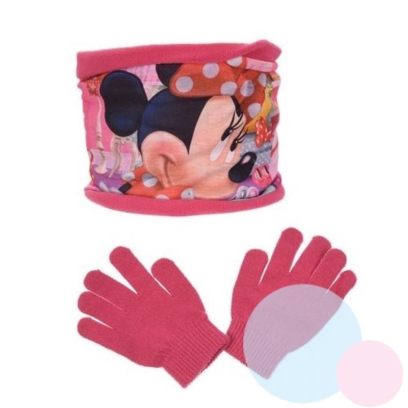 Šál a rukavice Minnie