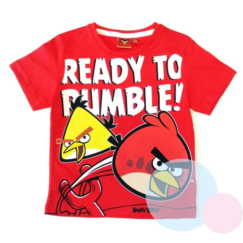 TRIČKO Angry Birds