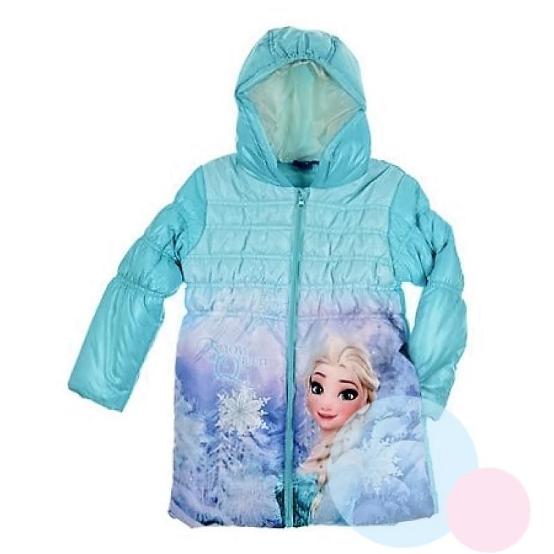 ZIMNÍ BUNDA FROZEN Elsa