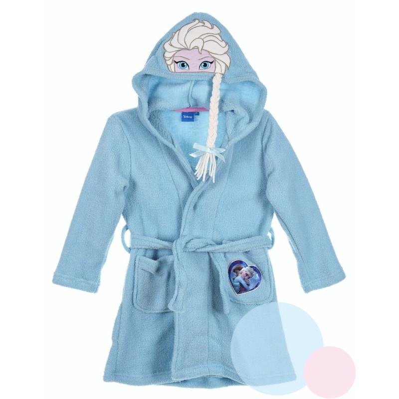 Župan Frozen s kapucí