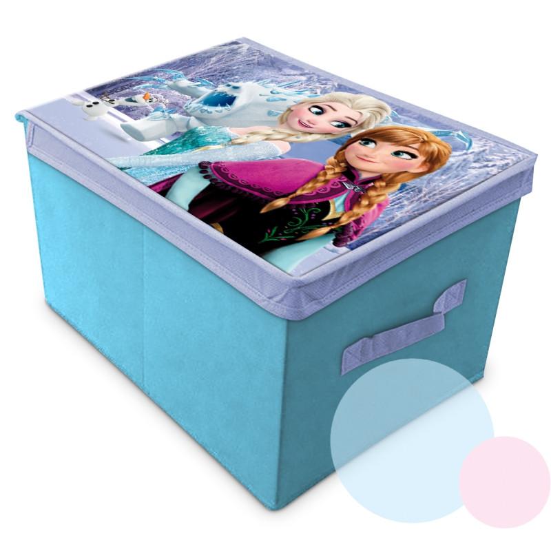 Box s víkem Ledové Království
