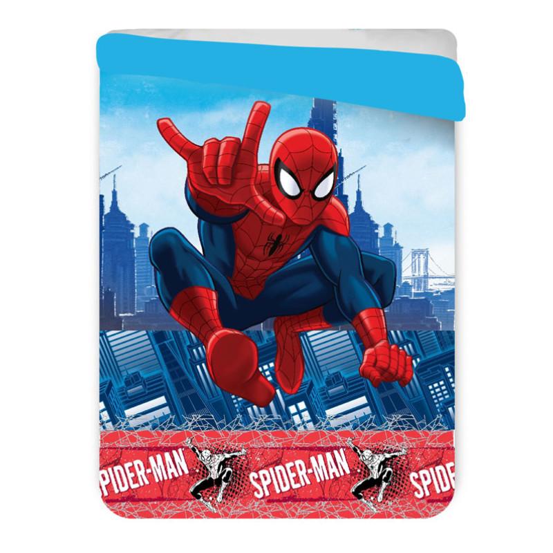 Deka Spiderman prošívaná
