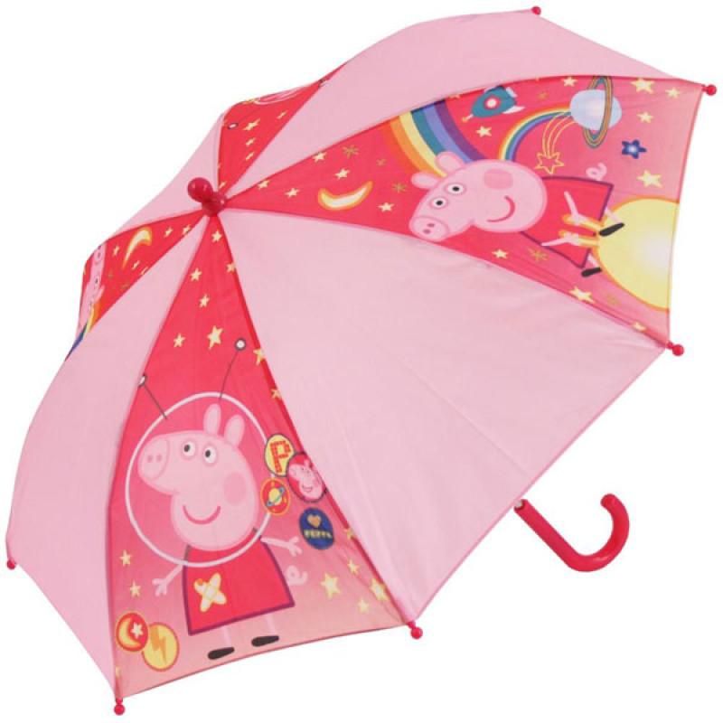 Deštník Peppa Pig Pink