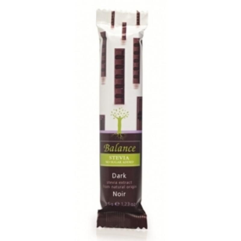 Hořká čokoláda se stévií Balance