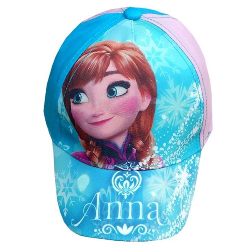 Kšiltovka Ledové Království Anna