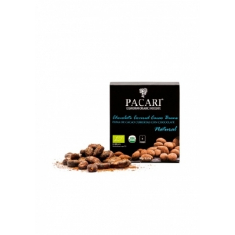Pacari kakaové boby natural BIO