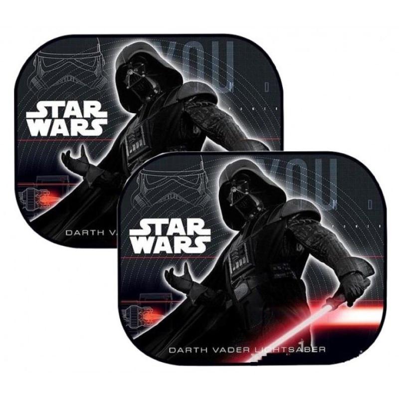 Sluneční clona Star Wars 2 ks