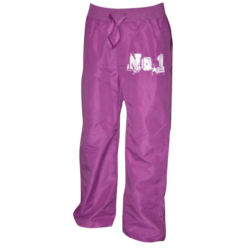 Kalhoty s podšívkou