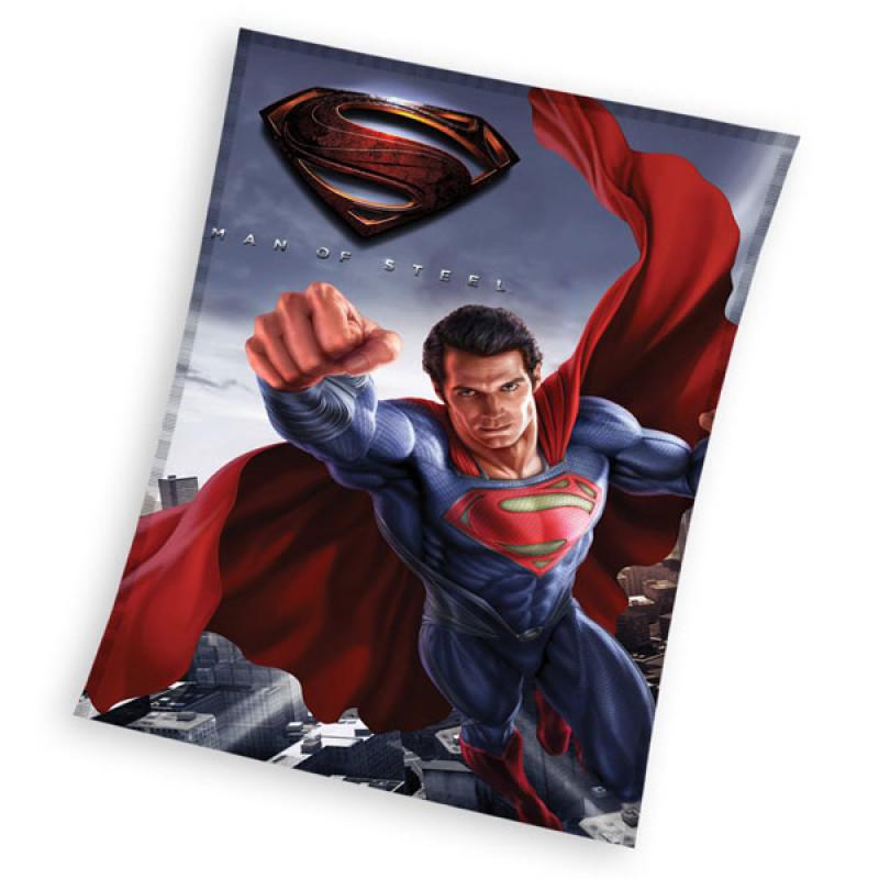 Deka Fleece Superman 110/140