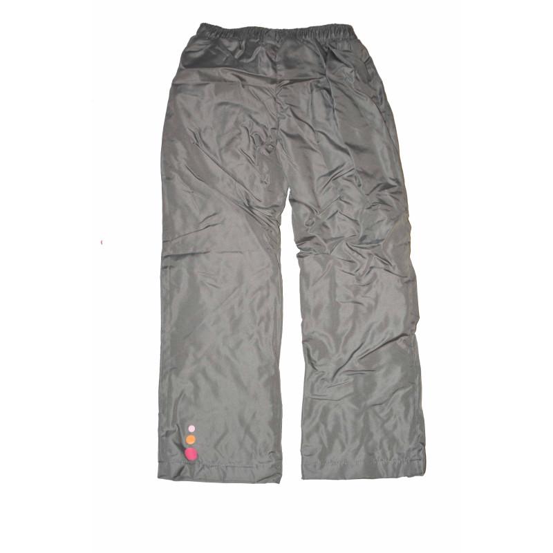 Kalhoty šusťákové - dívčí