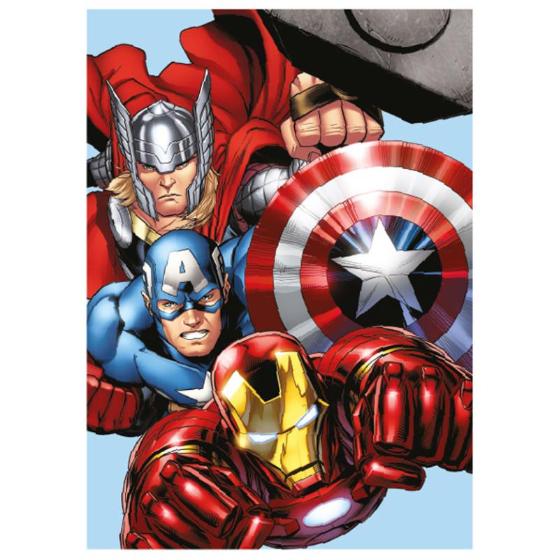 Deka micropolar fleece Avengers
