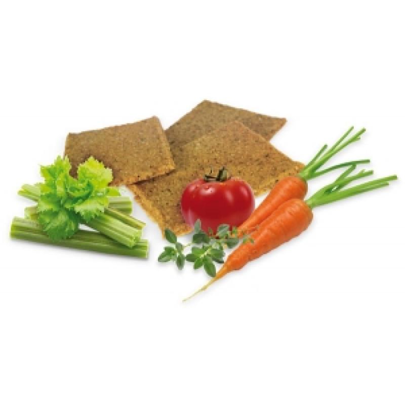 Nepečené VITA placky zeleninové bez soli BIO