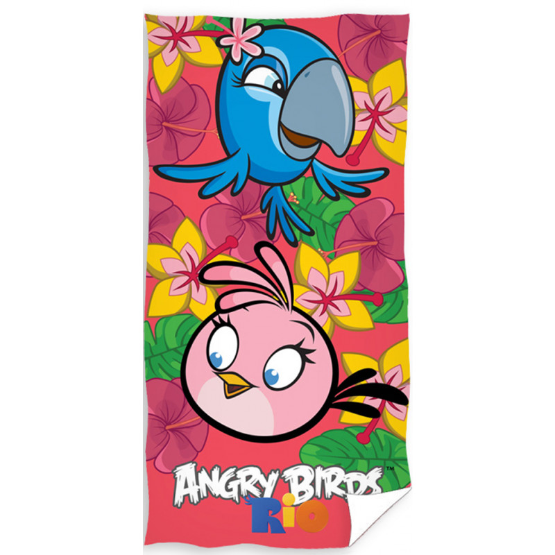 Osuška Angry Birds Stella