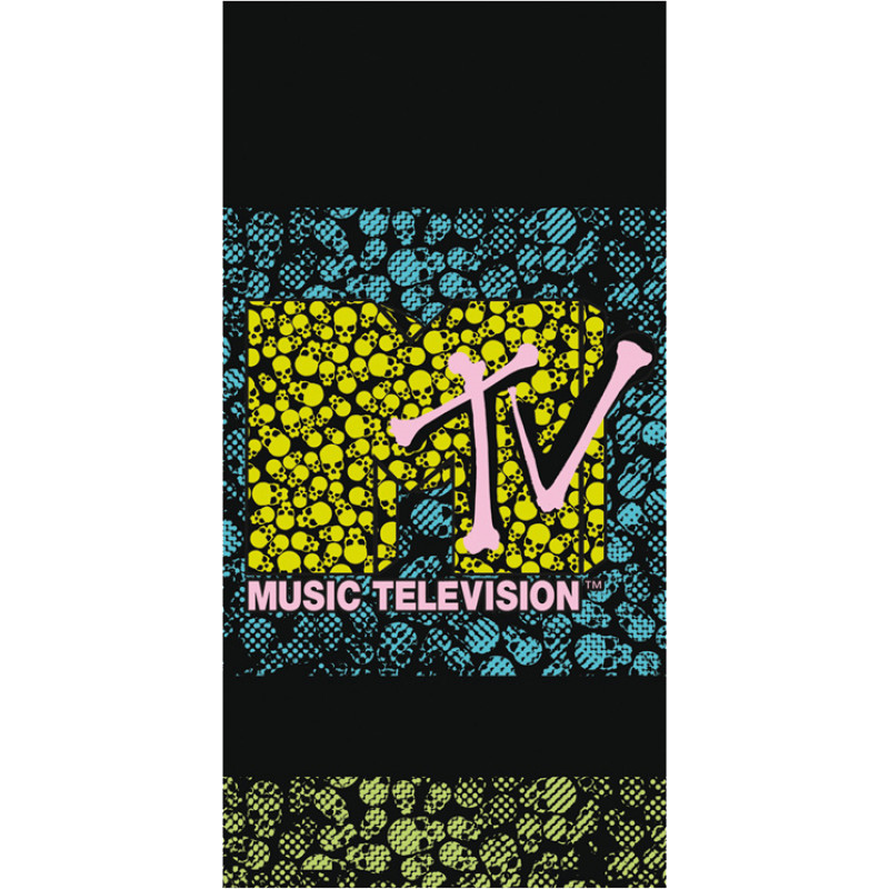 Osuška plážová MTV