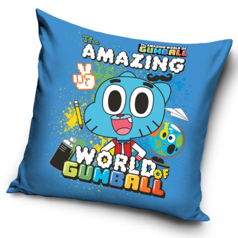 Povlak na polštářek Gumballův svět