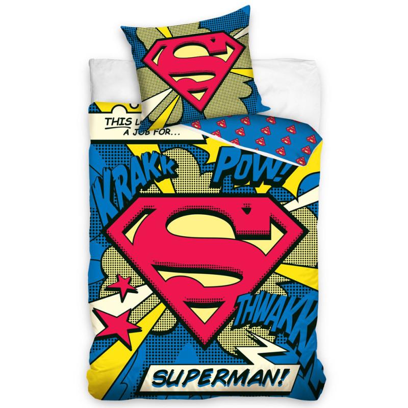 Povlečení Superman Komiks