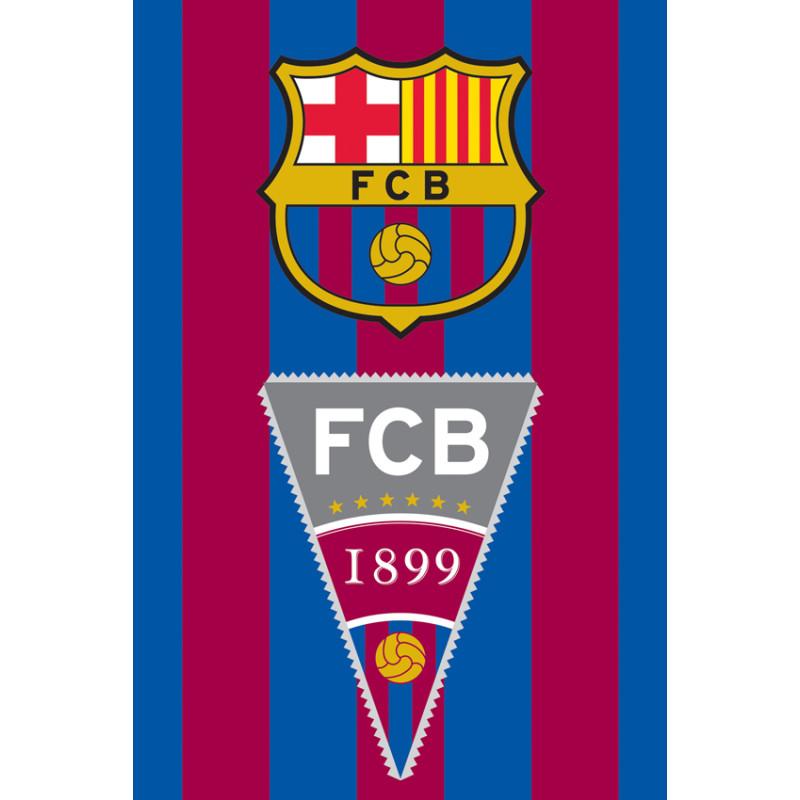 Ručník FC Barcelona pro děti