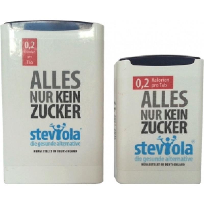 Steviola tablety v dávkovači
