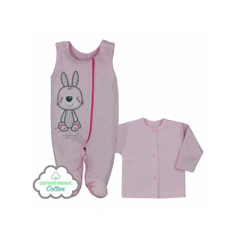 Kabátek a dupačky Bunny