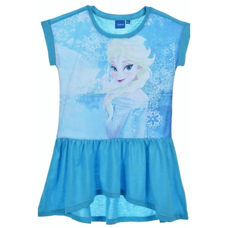 ŠATY Ledové Království Elsa