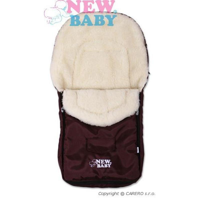 Zimní fusak Classic Wool