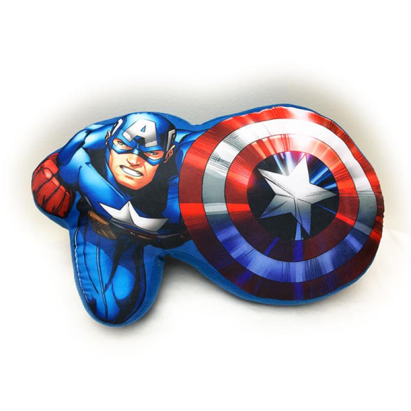 Polštářek Avengers 3D