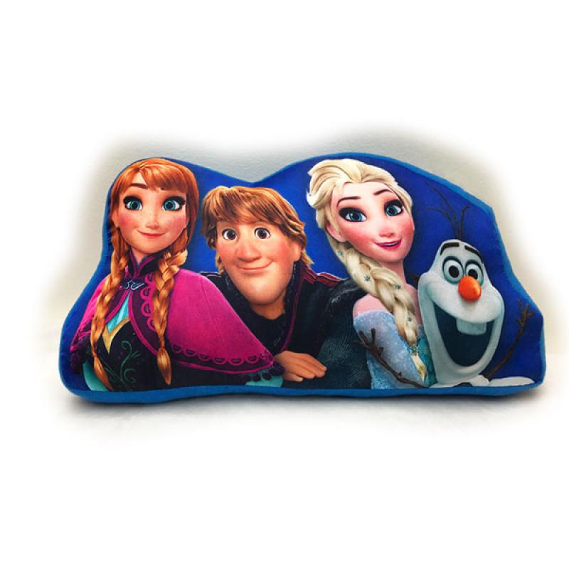 Polštářek Ledové Království 3D
