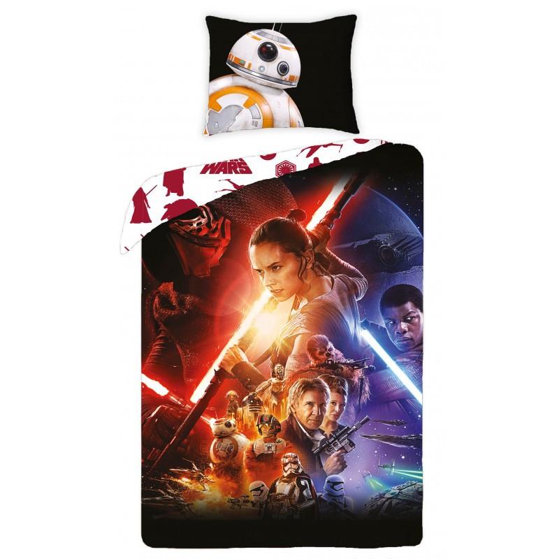 Povlečení Star Wars VII Síla se probouzí