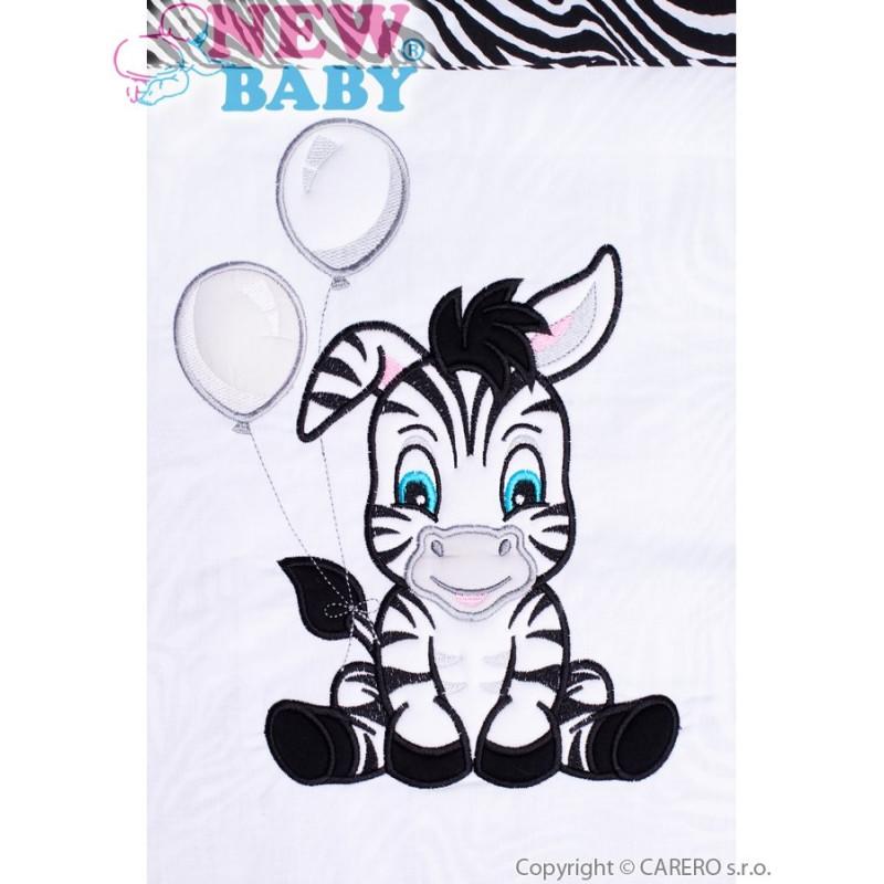 Povlečení Zebra 5-dílné
