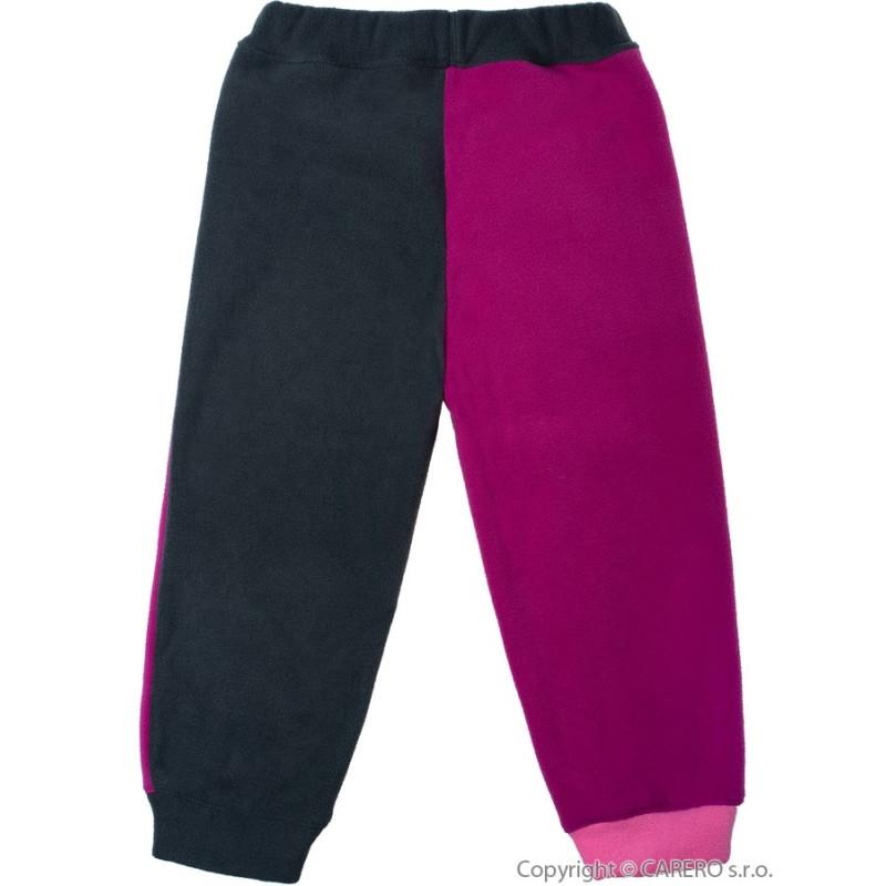 Kalhoty VG fleecové