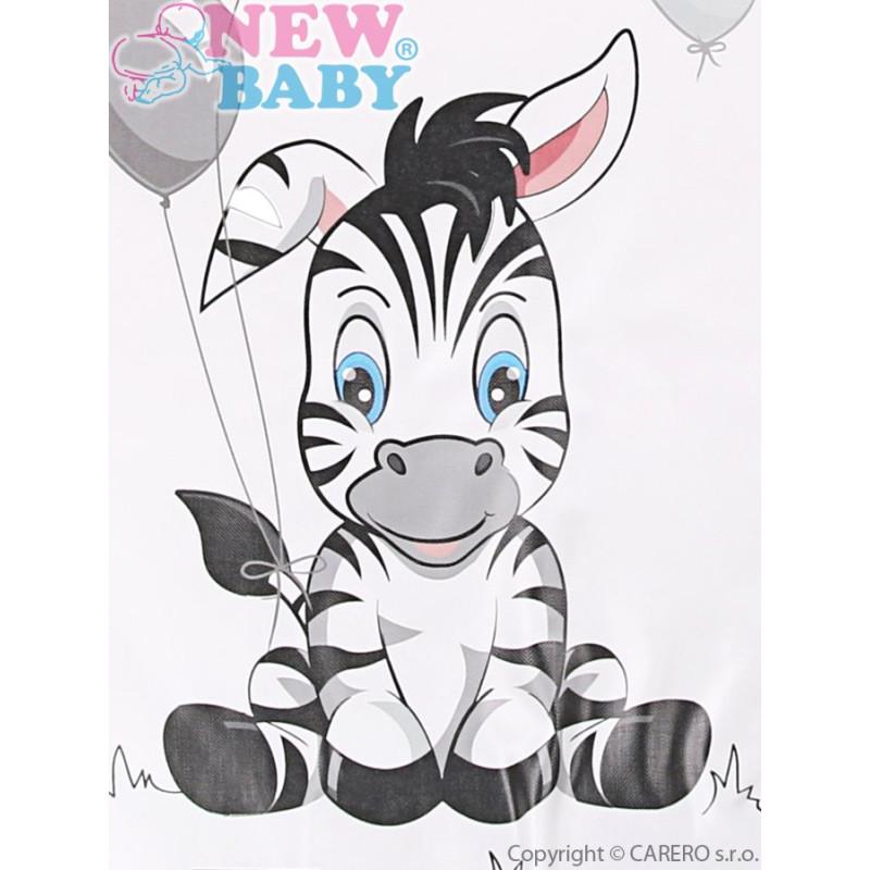 Přebalovací podložka Zebra 85x70