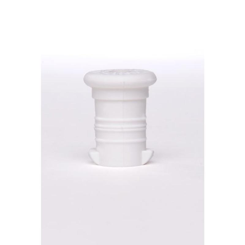 Zdravá lahev - zátka - bílá