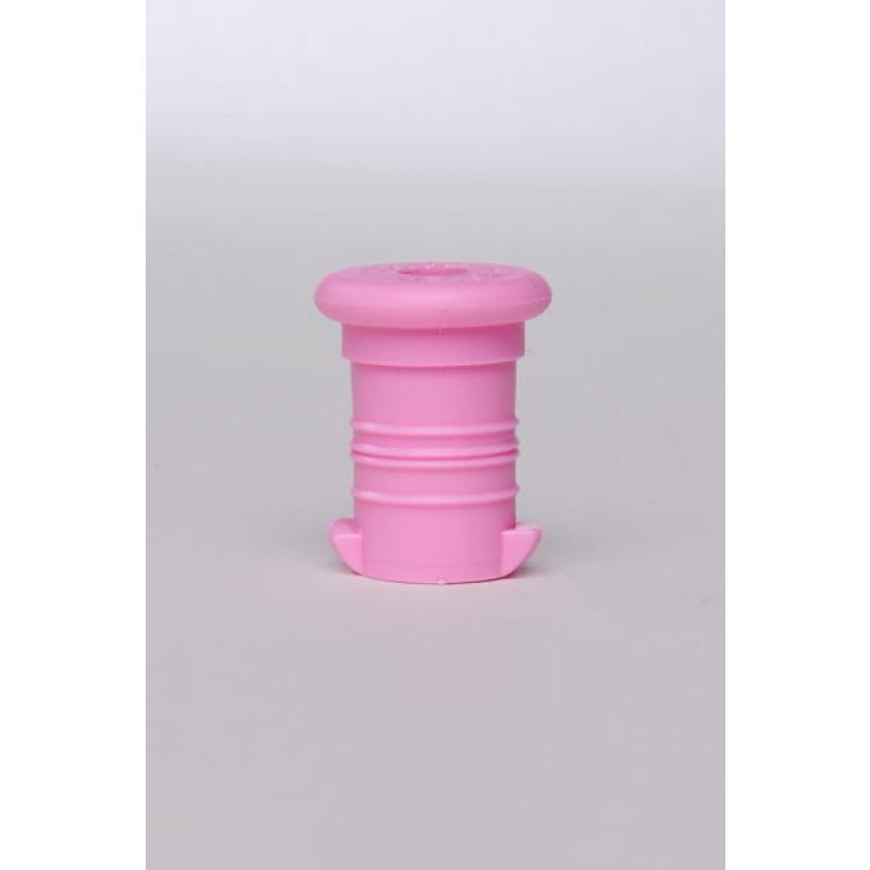 Zdravá lahev - zátka - růžová