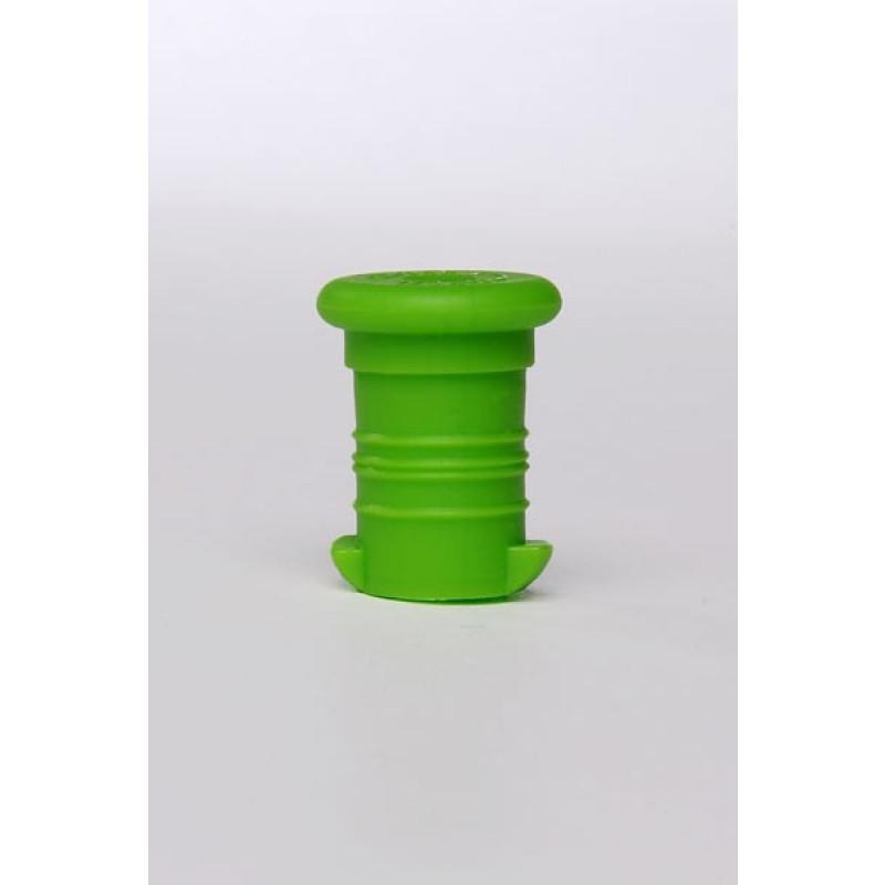 Zdravá lahev - zátka - zelená