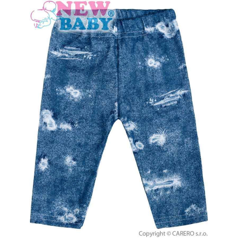 Leginy Light Jeansbaby